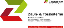 Zaunteam Südwestfalen